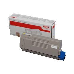 Toner OKI C712 Amarillo -...