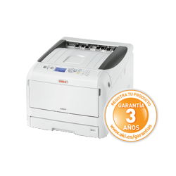 OKI C823dn-A3 impresora color