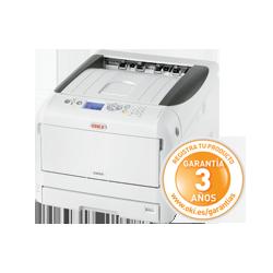 Impresora OKI C833n...